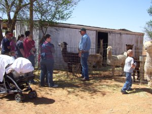 April Open Farm Day