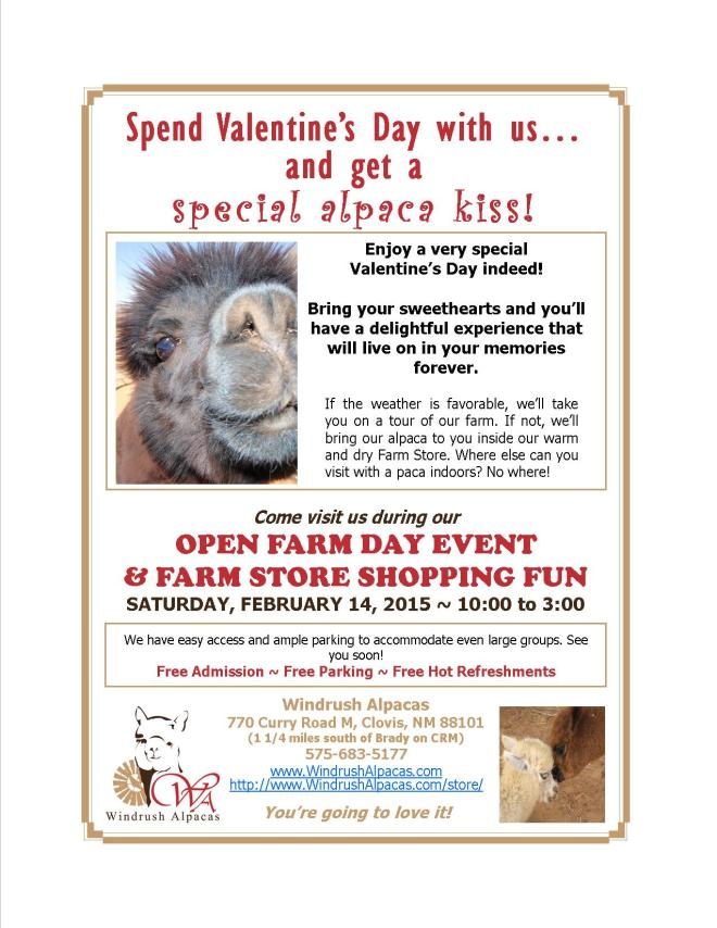 2.14.15 Farm Day flyer